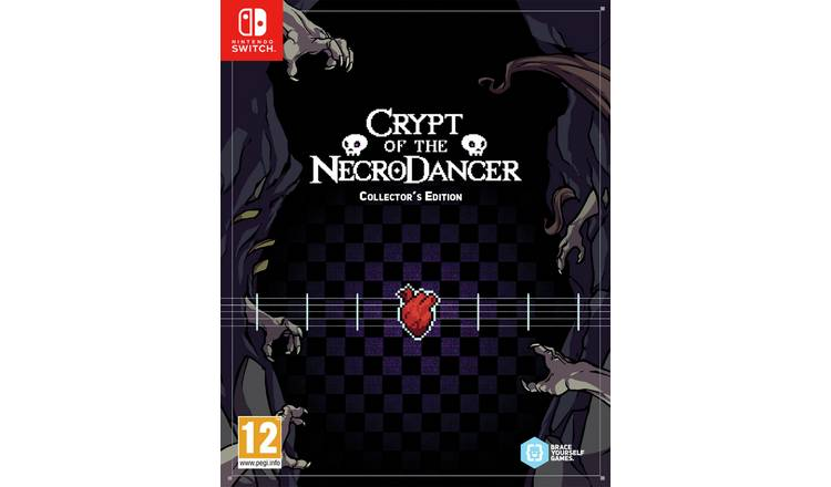 Crypt Of The NecroDancer Collector Edn Switch Game Pre-Order
