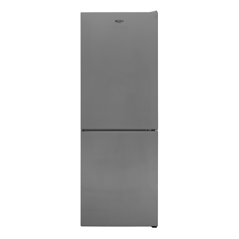 Bush FE54152S Fridge Freezer - Silver