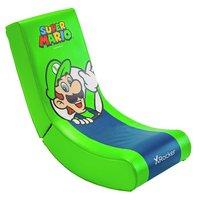 X Rocker Video Rocker Junior Gaming Chair - Luigi