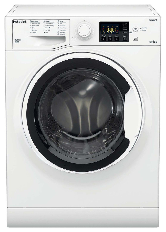 Hotpoint RDG9643W 9KG / 6KG 1400 Spin Washer Dryer - White