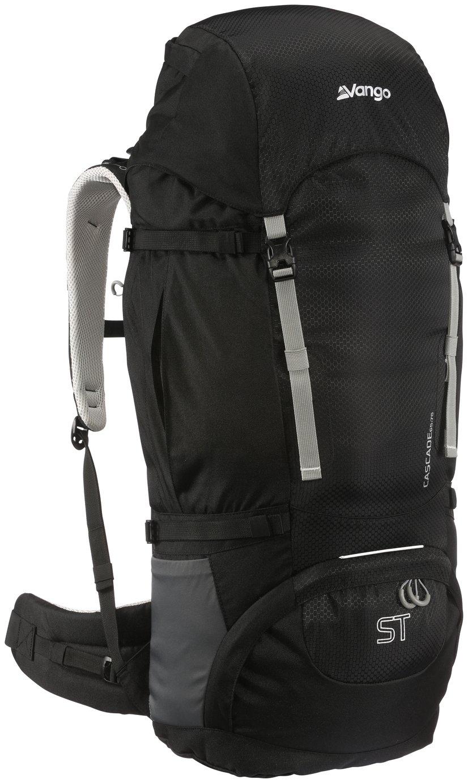 Vango Cascade 65:75 75L Backpack - Black