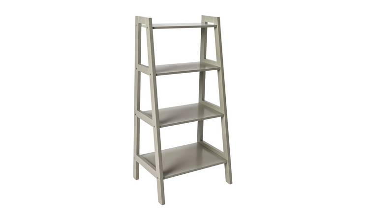 Superb Buy Argos Home Ladder Storage Unit Grey Bathroom Beutiful Home Inspiration Truamahrainfo
