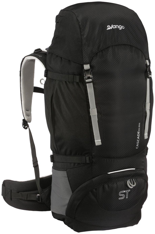 Vango Cascade 55:65S 65L Backpack - Black
