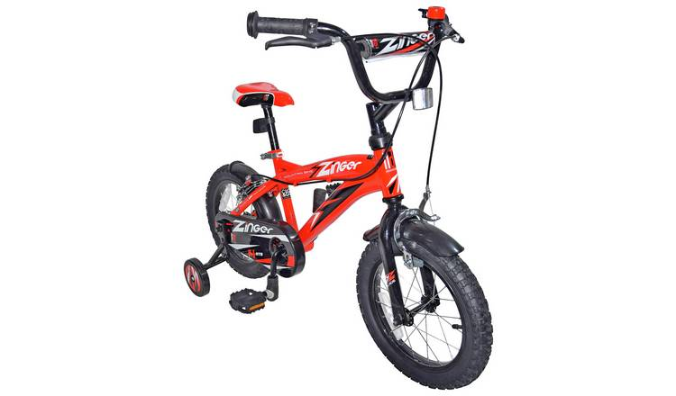 Click n Go Zinger 14 inch Wheel Size Kids Bike