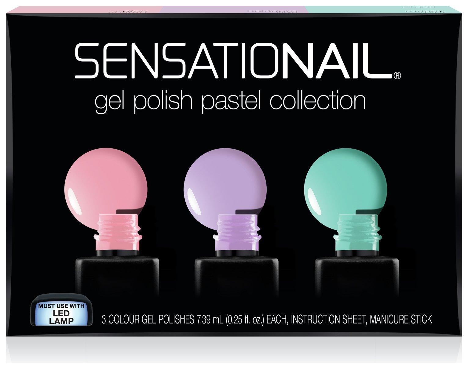 SensatioNail Pastels