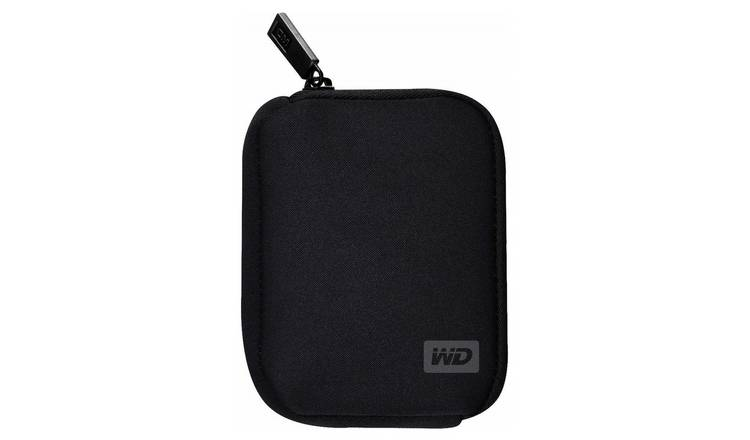 Western Digital Hard Drive Case - Black