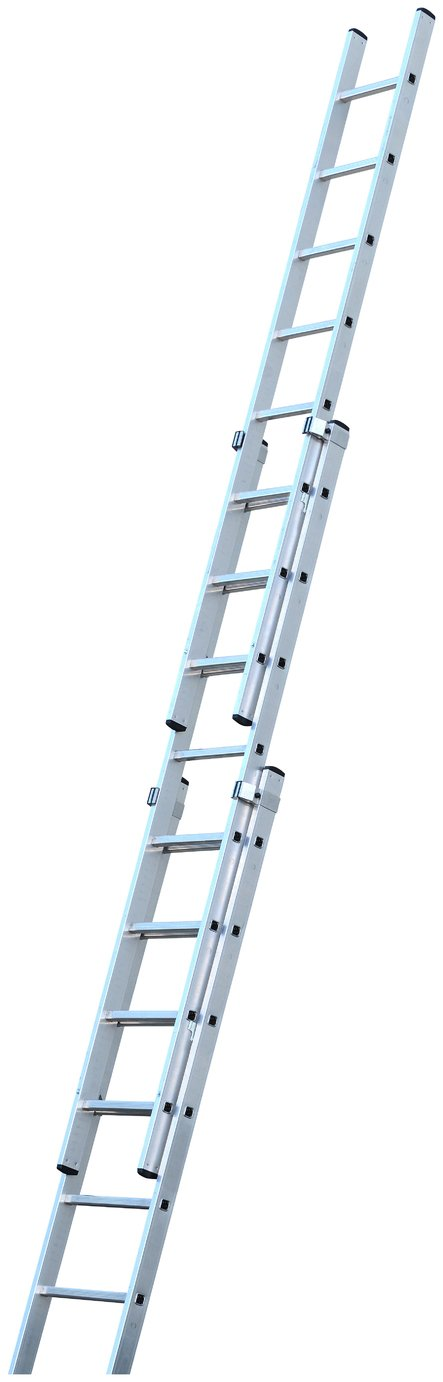 Werner 2.5m Pro Triple Extension Ladder