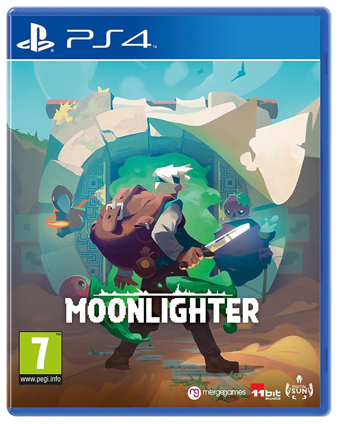 Moonlighter PS4 Game