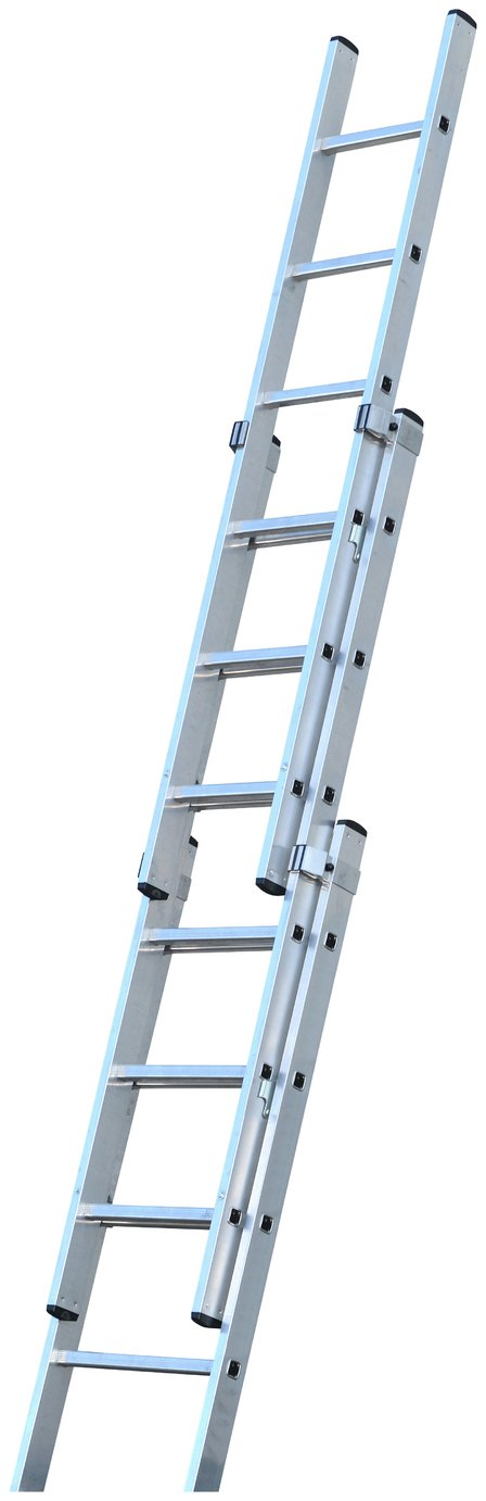 Werner 1.9m Triple Pro Extension Ladder