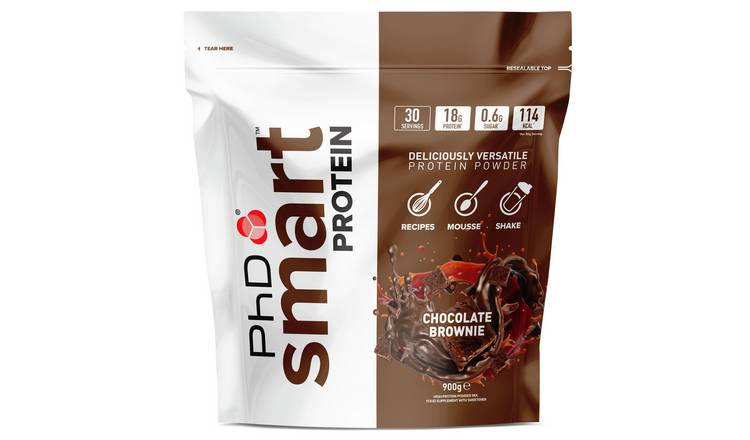 PHD Smart Protein Chocolate Brownie 900g