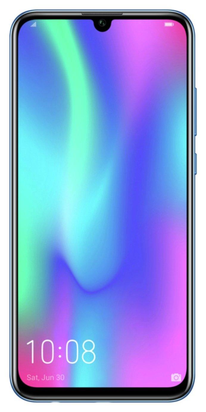 SIM Free HONOR 10 Lite 64GB Mobile Phone - Sapphire Blue