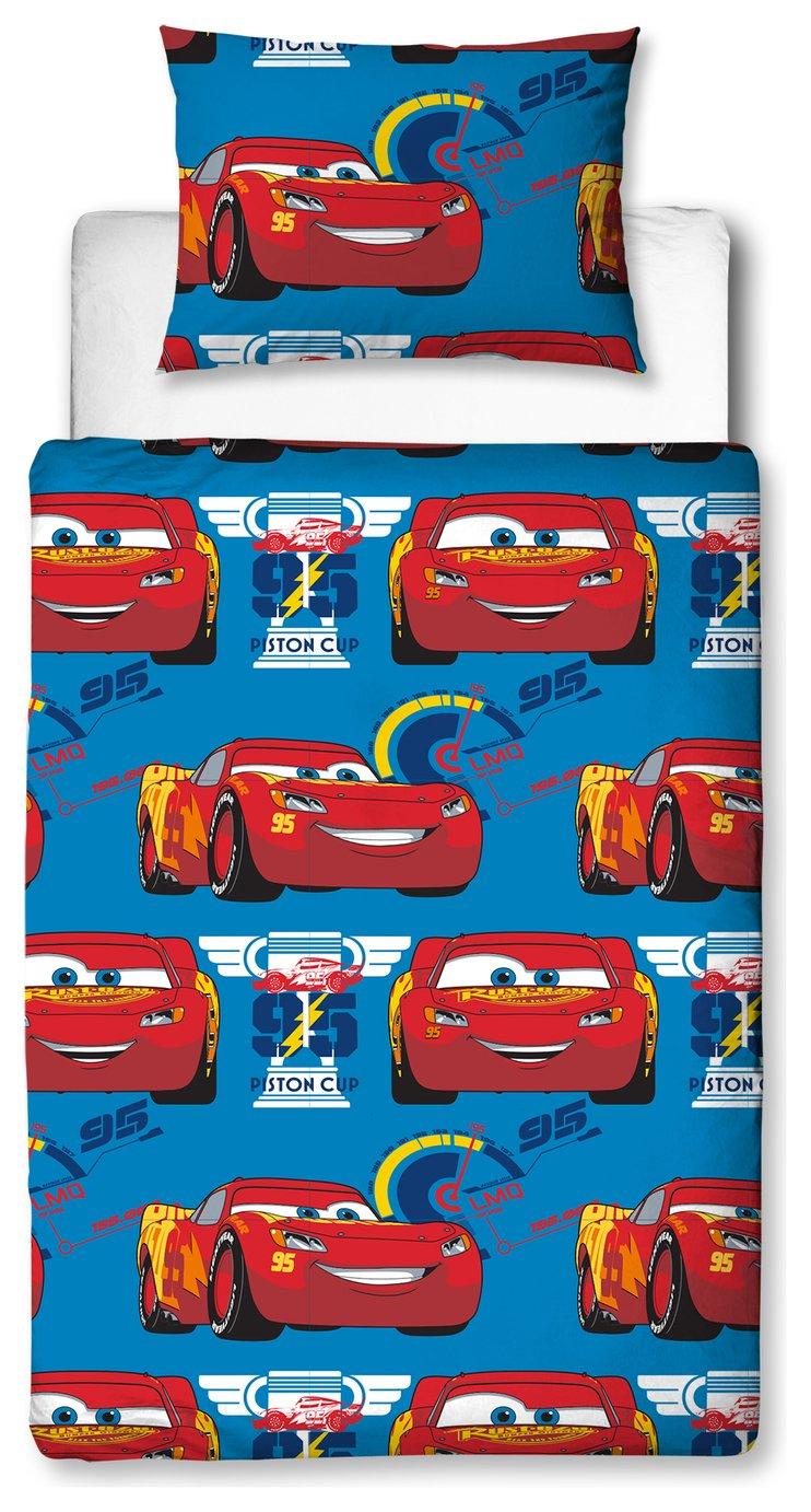Disney Cars Bedding Set Toddler