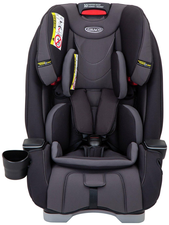 Graco Slimfit Group 0/1/2/3 Car Seat - Mid Grey