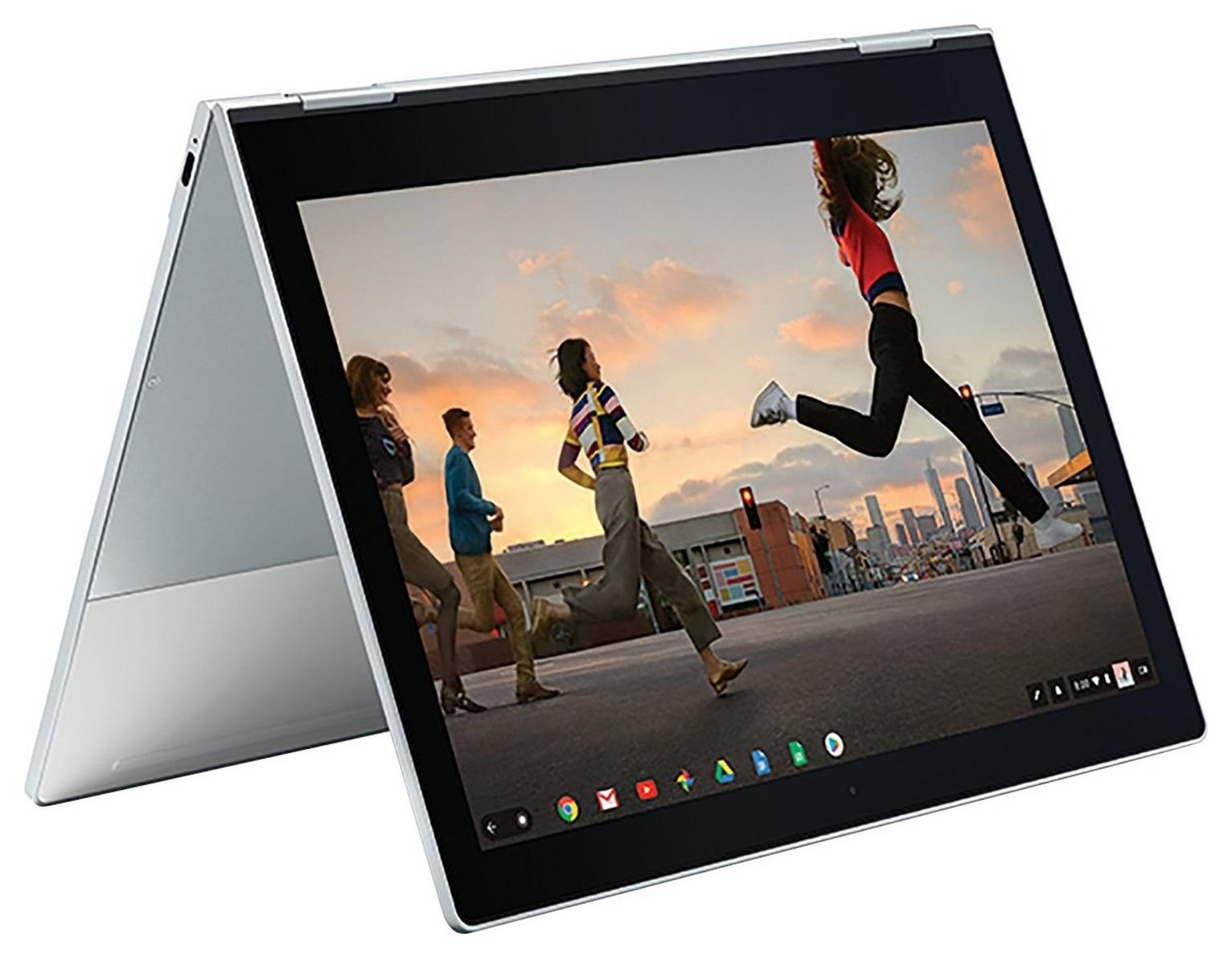 Google Pixelbook 12.3 Inch i5 8GB 128GB Chromebook - Silver