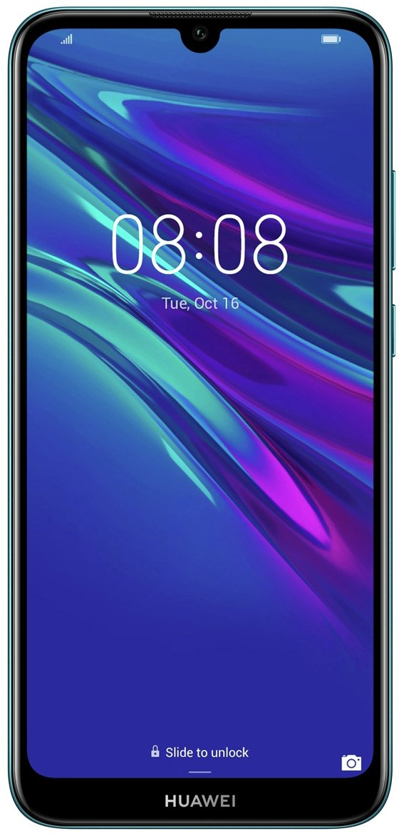 Huawei Y6 2019 - Sapphire Blue Best Price and Cheapest