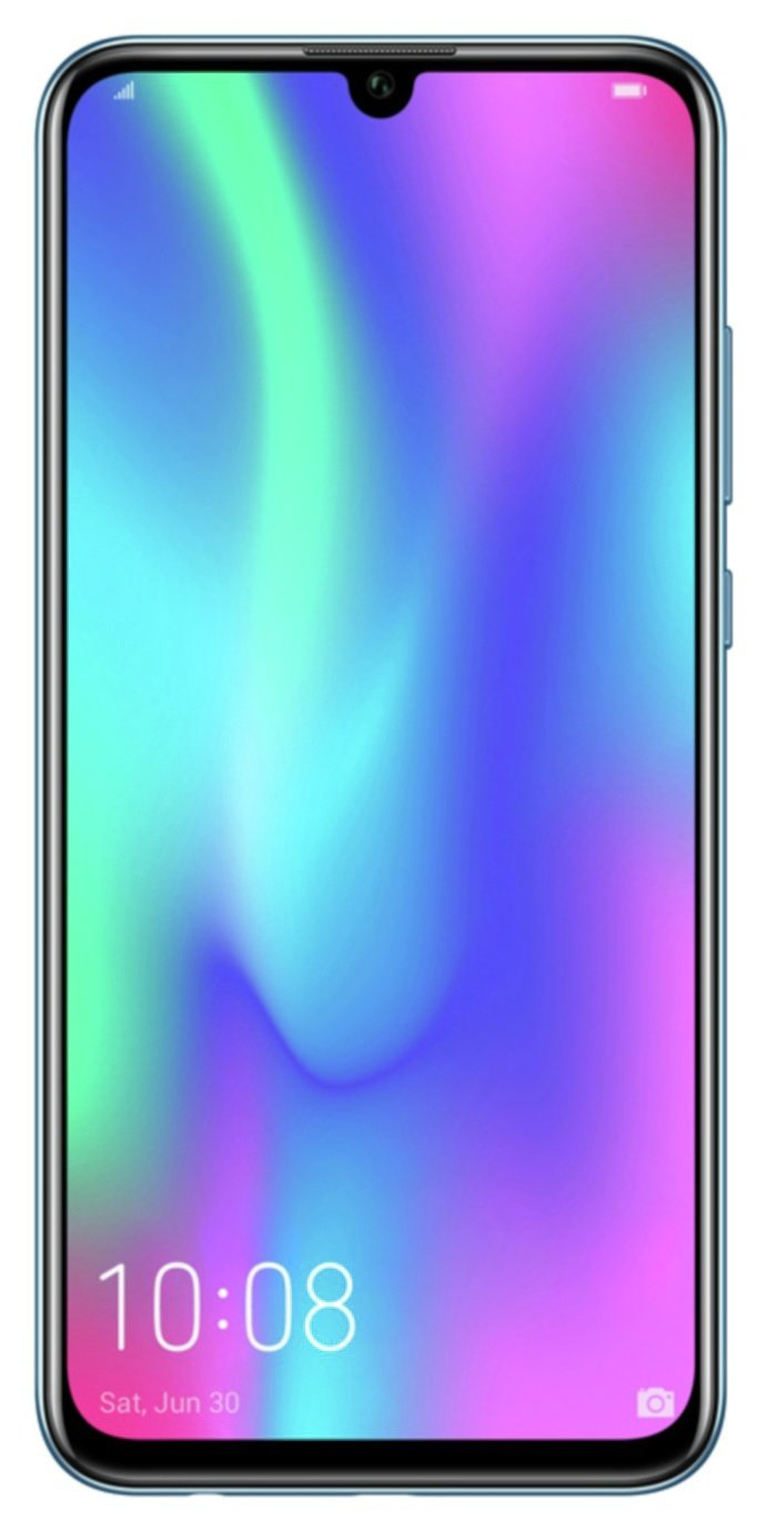 SIM Free HONOR 10 Lite 64GB Mobile Phone - Sky Blue