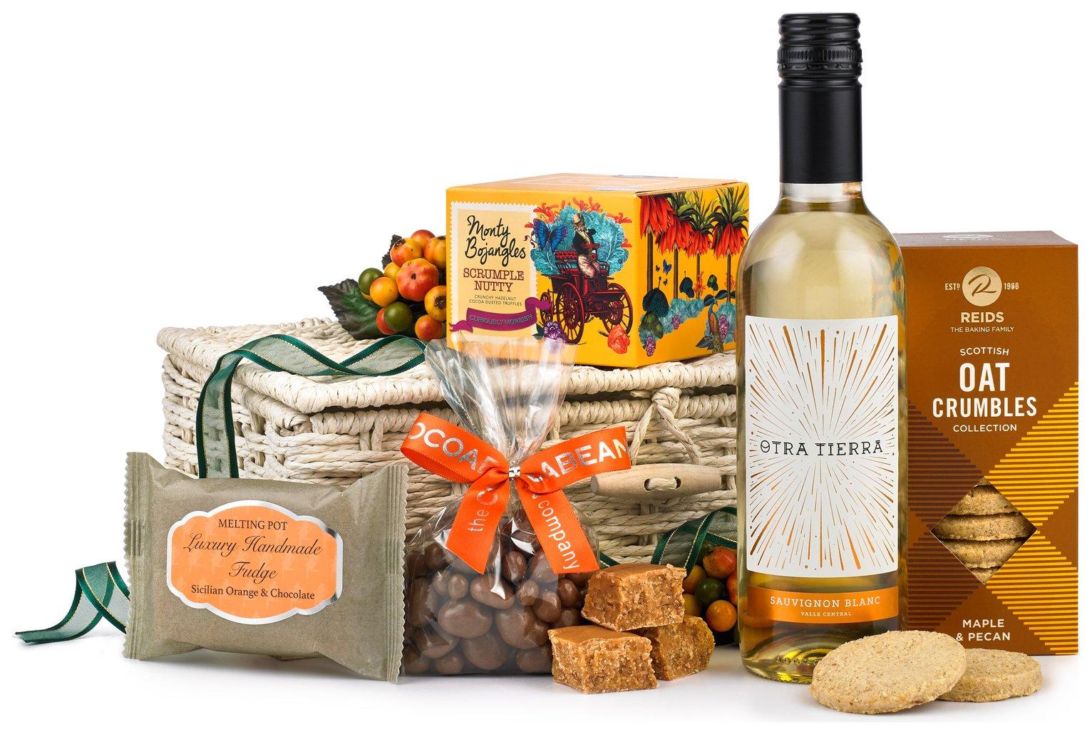 Lanchester Gifts Sweet Delights Gift Hamper