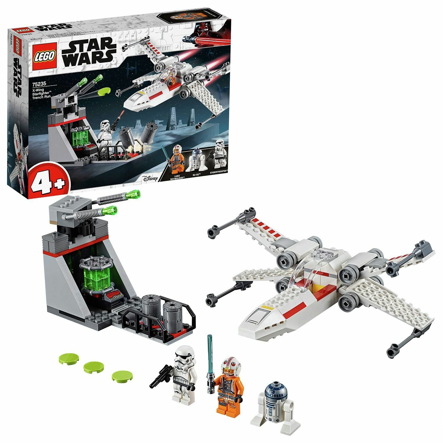 LEGO Star Wars Junior X-Wing - 75235