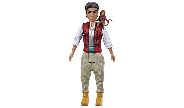 Buy Disney Aladdin Fashion Doll With Abu Limited Stock Toys And