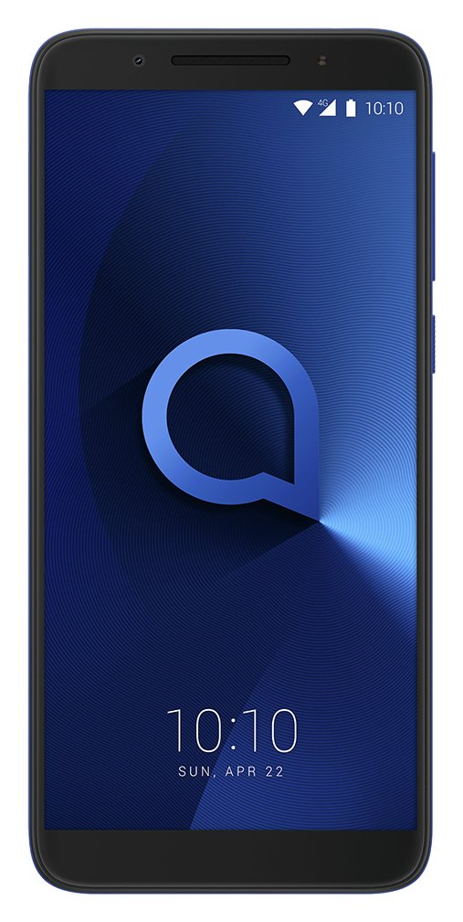 SIM Free Alcatel 3 16GB Mobile Phone - Blue
