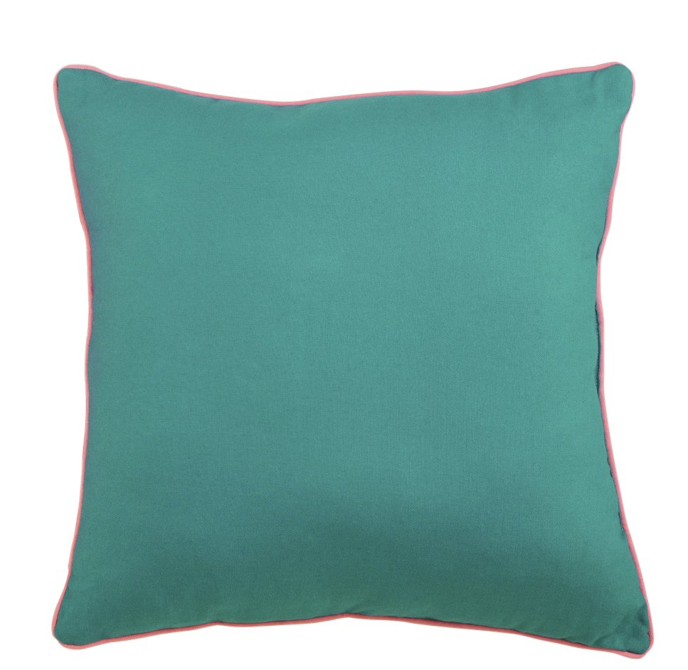 Argos Home Rainforest Green Scatter Cushion
