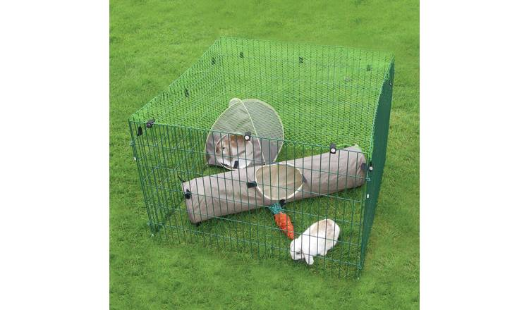 Rosewood Deluxe Animal Play Pen - Small