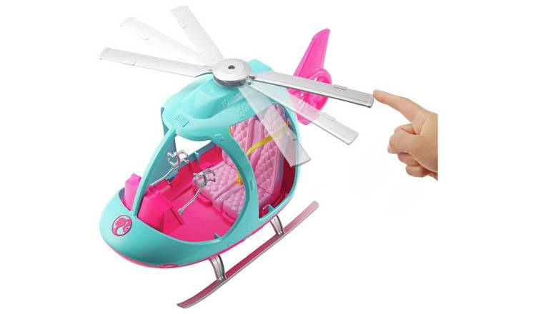Barbie Helicopter by Argos