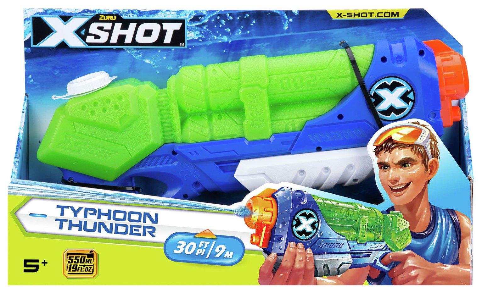 Zuru X-Shot Typhoon Blaster Water Gun