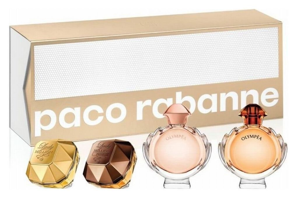Paco Rabanne Ladies Miniatures