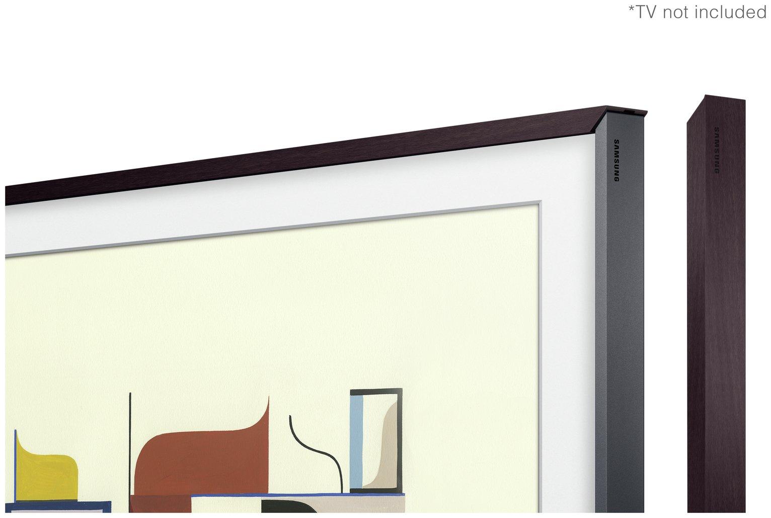 Samsung Customisable Bezel for The Frame 65 Inch TV - Brown