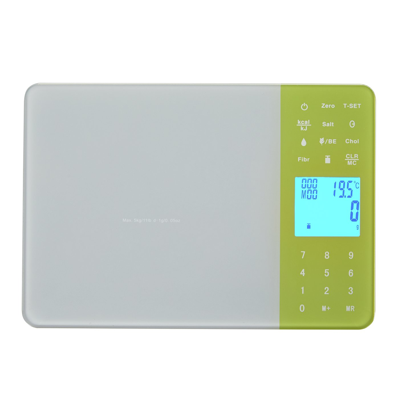 Argos Home Healthy Eating Kitchen Scale