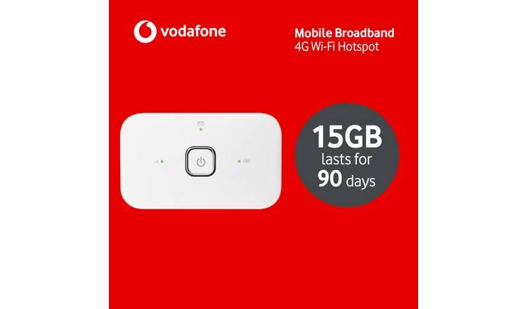 Buy Vodafone R218 15GB Wi-Fi Hotspot | Mobile broadband | Argos