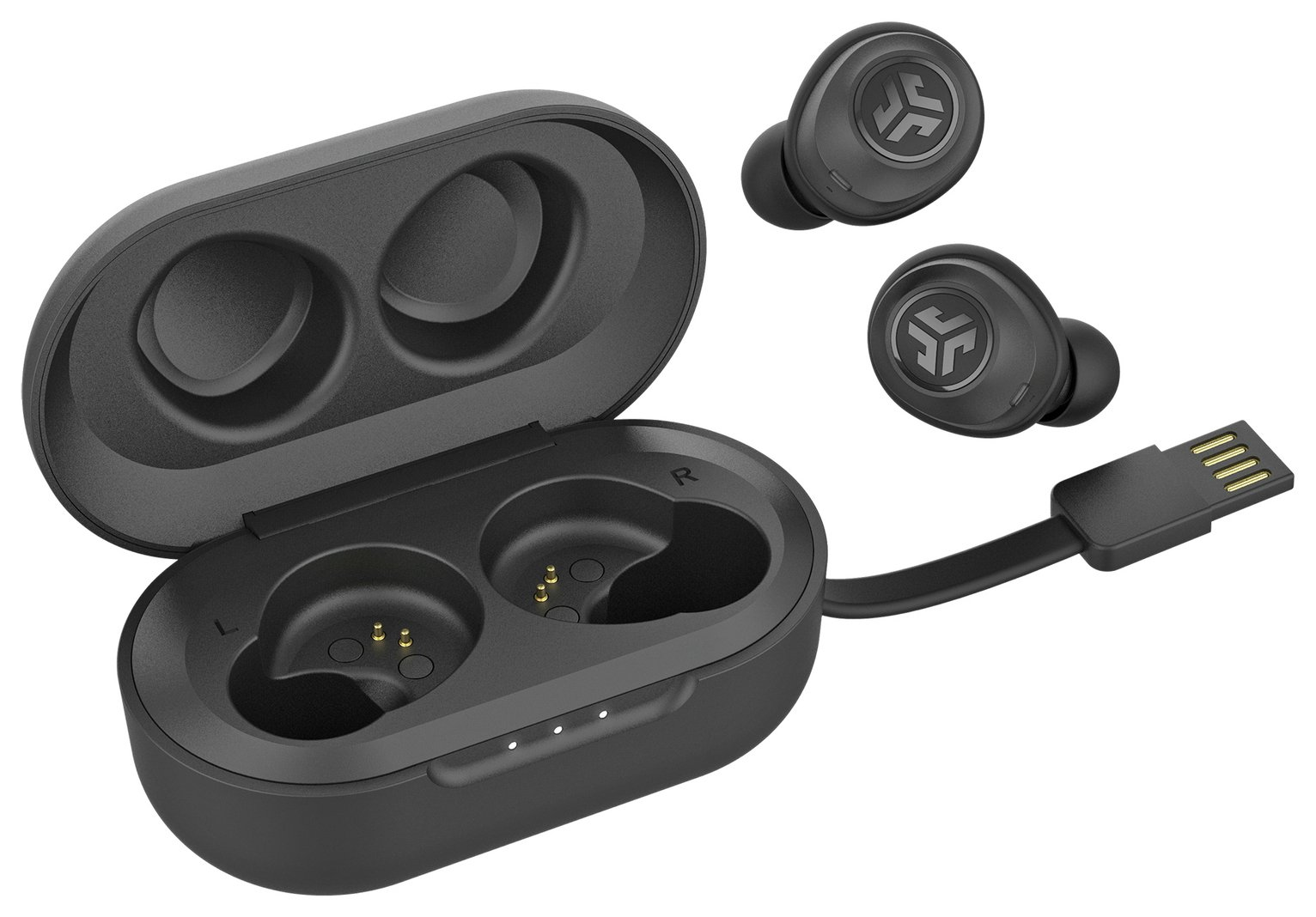 JLab JBuds Air True - Wireless Headphones - Black