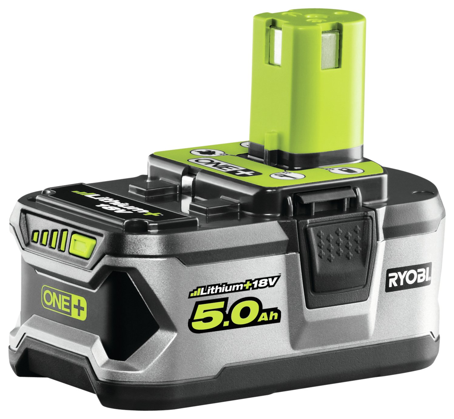 Ryobi RB18L50 ONE+ 5.0Ah Battery - 18V