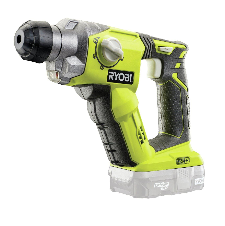 Ryobi ONE  R18SDS-0 SDS Hammer Drill Bare Tool - 18V