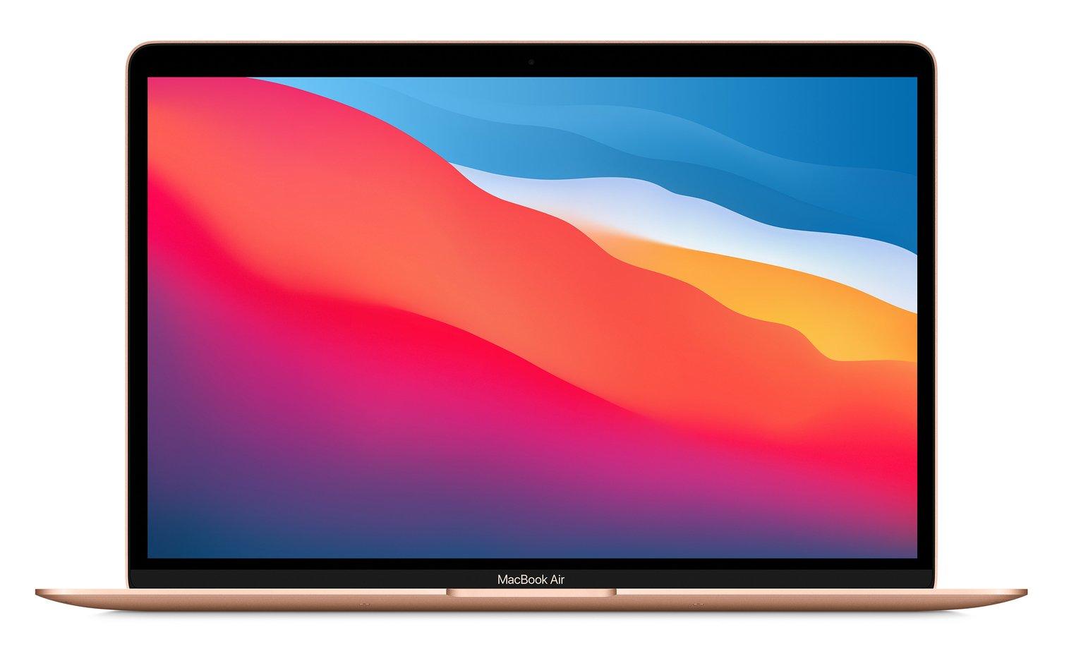 Apple MacBook Air 2020 13 Inch M1 8GB 512GB - Gold