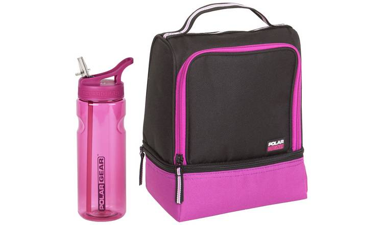 Berry Lunch Bag & Bottle - 650ml