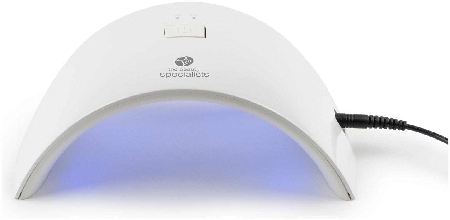 Rio Performance UV & UVLED ProNail Lamp