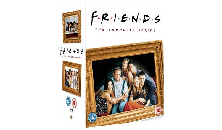 Friends The Complete Series Seasons 1-10 DVD Box Set