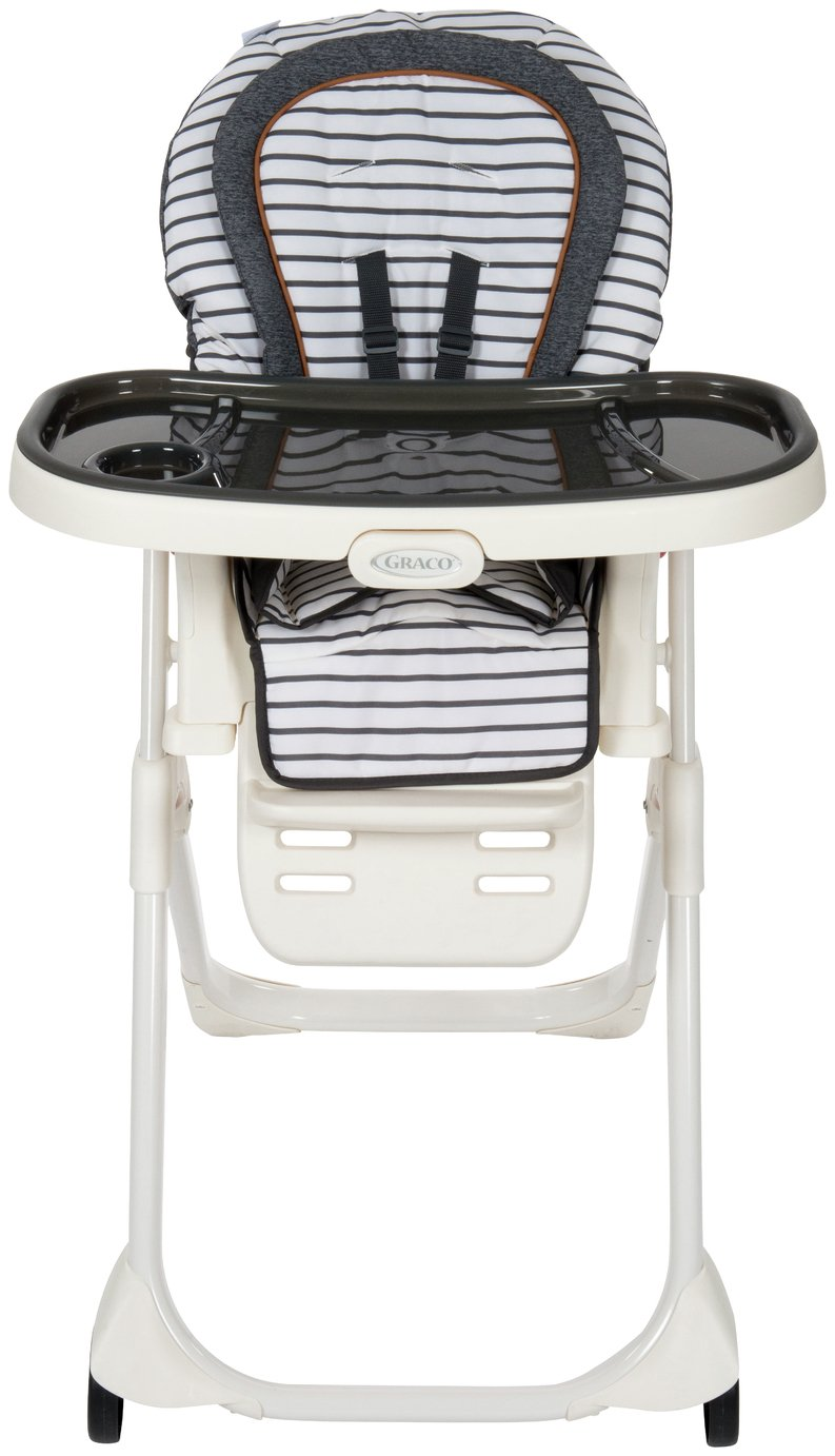 Graco Table 2 Boost Highchair - Stripe