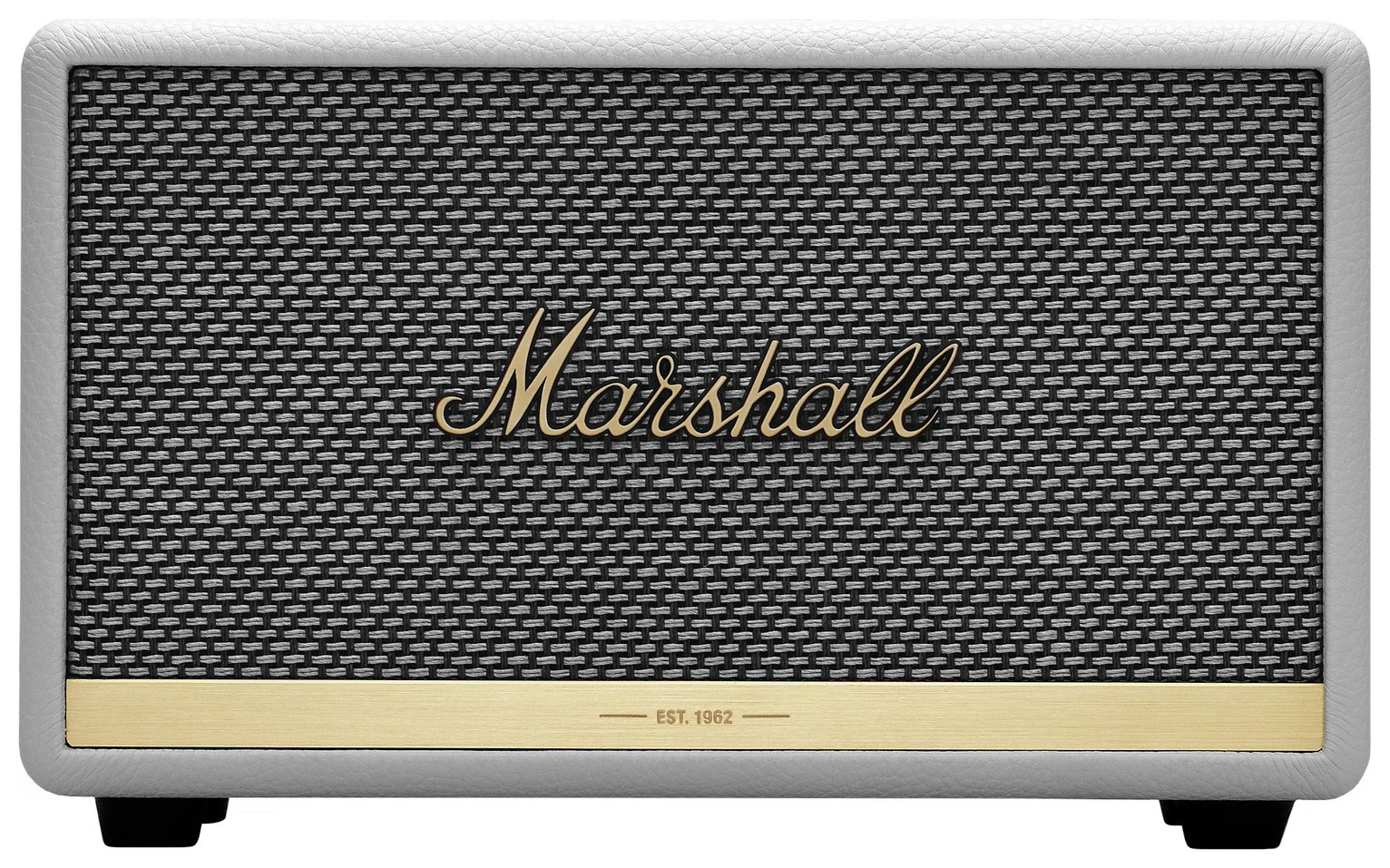 Marshall Acton II Bluetooth Speaker - White