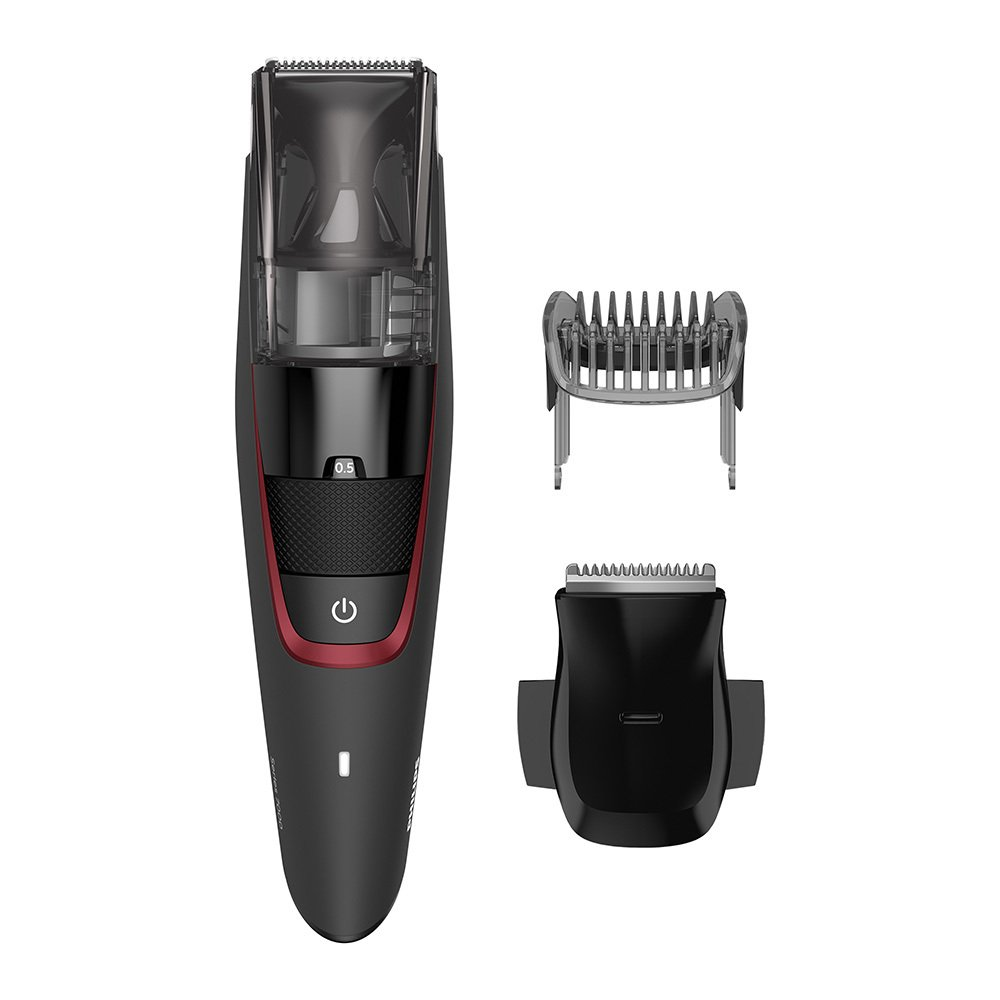 Philips Series 7000 Vacuum Beard and Stubble Trimmer BT7500