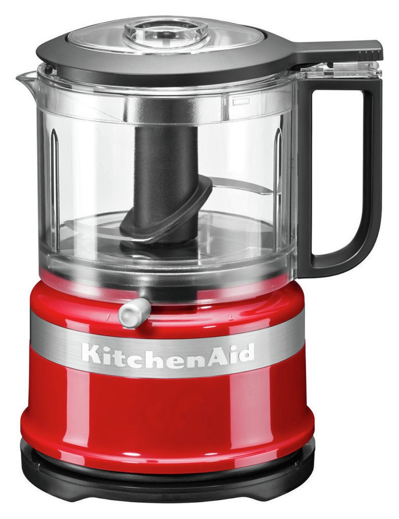 KitchenAid 5KFC3516BER Electric Mini Chopper - Red