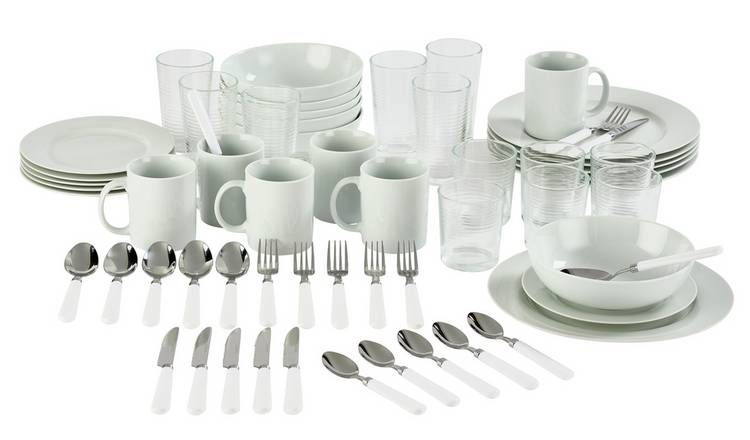 Argos Home 60 Piece Essential Kitchen Starter Set