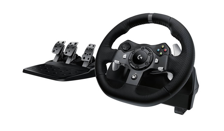 Logitech G920 Driving Force Racing Wheel - Xbox One & PC