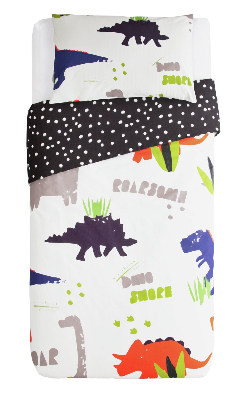 Argos Home Dino Roar-Some Bedding Set - Single