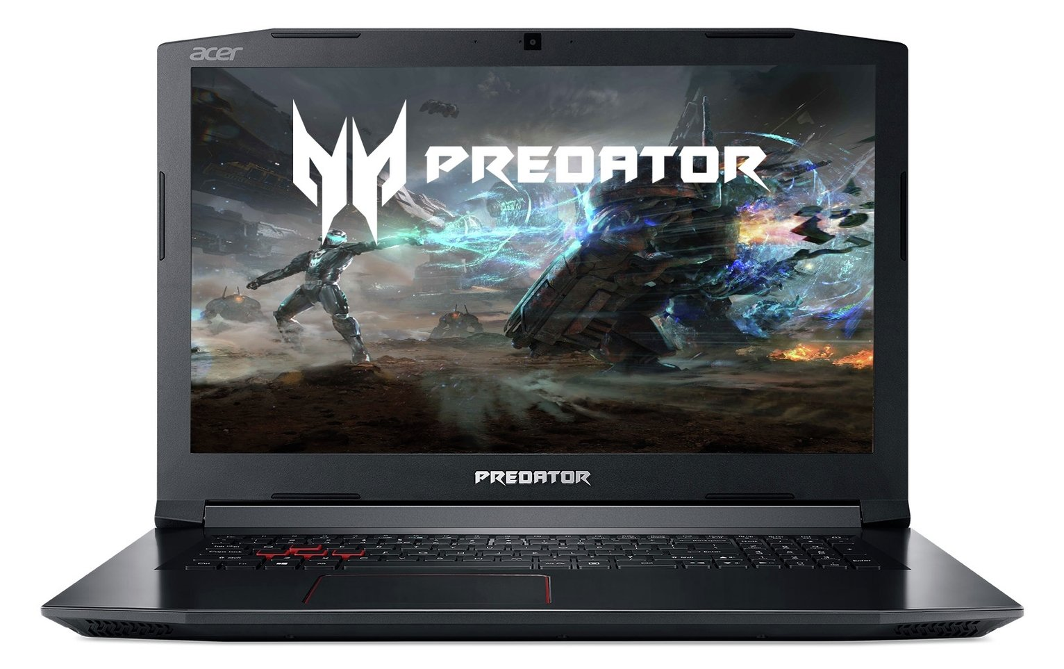 Predator Helios 300 17 In i5 8GB 1TB GTX1060 Gaming Laptop