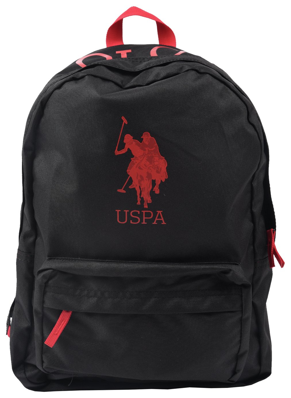 US Polo Assn. 14L Backpack - Black
