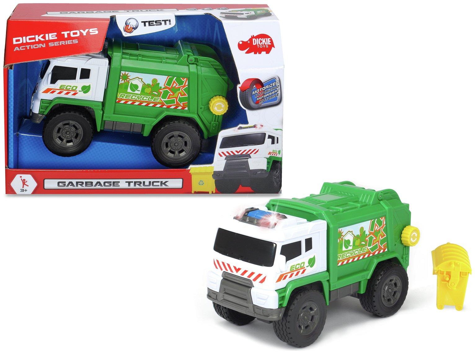 Chad Valley Motorised Garbage Truck