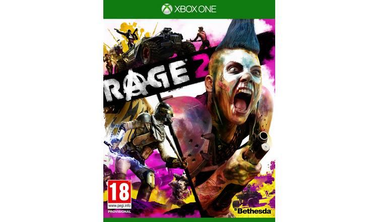 Buy Rage 2 Xbox One Game Xbox One Games Argos
